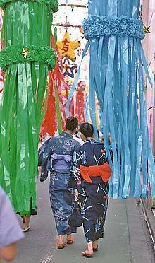 festival tanabata en mexico