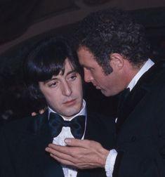 Al Pacino & James Caan Al Pacino, Abraham Lincoln, Actors, Movies, Films, Cinema, Movie, Film, Movie Quotes