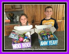 Nerd Block Jr. Toy Subscription Review & Giveaway (US & Canada) 4/9 | Emily Reviews