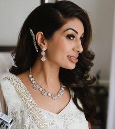 Indian Bridal Makeup Hair South Asian