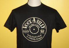 T-shirt Rockabilly - Early Rock'n'roll