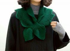 Cowl, Knitting, Crochet, Macrame, Lace, Blog, Decor, Fashion, Tricot