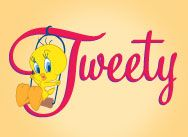 "Tweety- My aunt/godmother still calls me tweety. She says that when I was a baby, I was very small with a big head and huge eyes ""just like tweety."" Nice. lol"