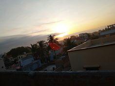 Instagram Status, Celestial, Sunset, Outdoor, Outdoors, Sunsets, Outdoor Games, The Great Outdoors, The Sunset