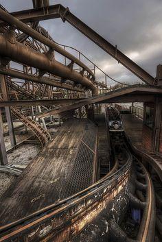 Camelot Theme Park Abandoned Theme Park