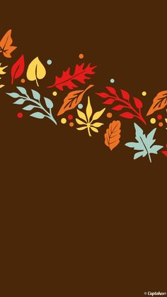 Thanksgiving Phone Wallpapers Free Backgrounds And