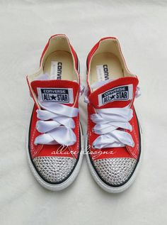 This item is unavailable. Rhinestone ConverseBling ... 45a32824b