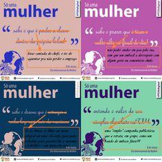 O Dia Internacional da Mulher na visão fútil da Prefeitura de Porto Alegre