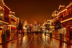 Main Street Disney, Magic Kingdom