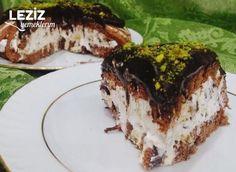 Şarlot Pasta (5 Dakikada)