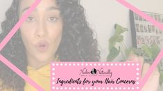 Want to know what ingredients your natural hair needs? Look no further! African Natural Hairstyles, Natural Hair Styles, Your Hair, About Me Blog, Content, Nature, Naturaleza, Nature Illustration, Off Grid