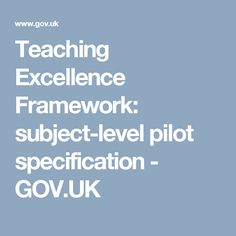Sets out the Department for Education's proposals for the first year of subject-level pilots. Proposals, Pilots, Teaching, Education, Wedding Proposals, Onderwijs, Proposal, Learning, Marriage Proposals
