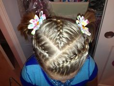 fun hair styles for kids(: