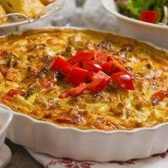 Kycklingpaj Pizza Recipes, Baking Recipes, Keto Recipes, Chicken Recipes, Kebab Wrap, Pizza Bomb, Recipe Images, Macaroni And Cheese, The Best