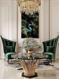 Home Interior Modern .Home Interior Modern Luxury Home Decor, Luxury Interior Design, Cheap Home Decor, Interior Architecture, Color Interior, Neoclassical Interior Design, Interior Paint, Italian Interior Design, Interior Sketch
