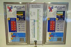 BTS Ticketautomat Bangkok, Ticket, Bts, Forget