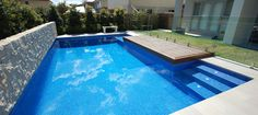 Contemporary Pool Design | Pool Landscaping | Pool Designs