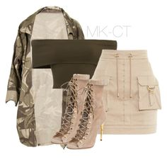 Untitled #350 by mk-ct on Polyvore featuring polyvore, fashion, style, Balmain and clothing