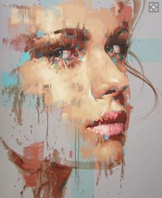 Jimmy Law is a self-taught artist and painter of expressive portraits and expressive nudes and resides in Cape Town, South Africa. Abstract Portrait Painting, Painting & Drawing, Painting Canvas, Jimmy Law, Pintura Graffiti, Modern Portraits, Abstract Faces, Abstract Art, Arte Pop