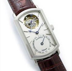 r w smith watches | Daniels, London Tourbillon - Made by R.W. Smith