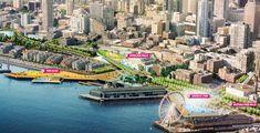 Waterfront Seattle - James Corner Field Operations