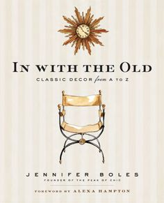 Stock the Bookshelf: In with the Old by Jennifer Boles / The English Room Blog
