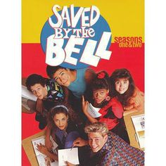 Saved by the Bell: Seasons One & Two (5 Discs)