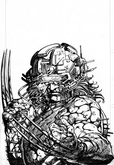 Barry Windsor-Smith's Marvel Comics Presents #79 COVER  Comic Art