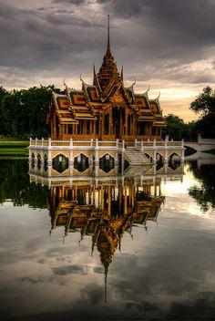 Ayutthaya, Thailand by CamelKW on Flickr.