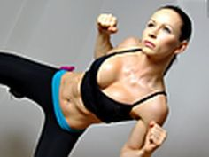 Hot Curves Challenge (bodyrock.tv) try and see if you can make it to the end. Endurance challenge