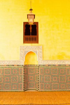 Morocco I have fond memories of Morocco and would like to return one day soon
