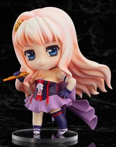 Good Smile Company Macross F Nendoroid Sheryl Nome Complete Figure featured on Jzool.com