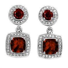 Jared - Diamond & Peridot Drop & Dangle earrings with Diamond Accents Citrine Earrings, Stone Earrings, Sterling Silver Earrings, Drop Earrings, Garnet Jewelry, Gemstone Jewelry, Personalized Jewelry, Custom Jewelry, Birthstone Jewelry