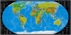 It is of type png. It is related to water lacrimal secretion geography fish physische karte planet map sea world earth city map globe swimming. Globes Terrestres, World Globes, World Map Wallpaper, Wallpaper S, Screen Wallpaper, World Wide Map, World Political Map, Like Symbol, Geography Map
