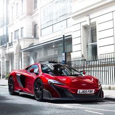 My Red McLaren allmonautoparts@yahoo.com