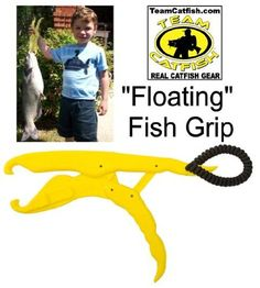 Chompers Team Catfish Fish Grips ** Check out this great product.