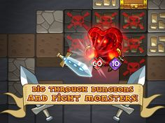 GAME Mine Quest - Craft and Fight v1.1 MOD Apk [Unlimited Crystals] for Android - http://apkville.net/2015/04/game-mine-quest-craft-and-fight-v1-1-mod-apk-unlimited-crystals-for-android/