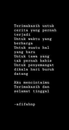 67 Trendy Indonesian quotes farewell 67 Trendy q