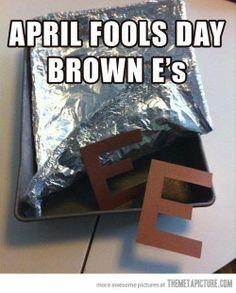 """""""I baked you brown-e's hun!"""""""