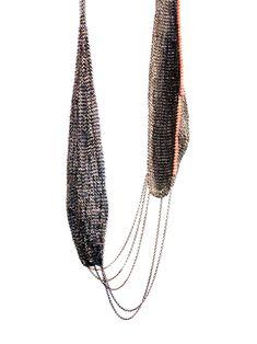 Klimt02: Lins, Ria jewelry design unique handmade jewelry images jewelers
