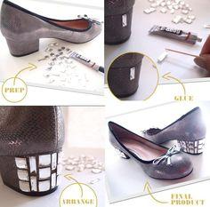 Sapatos customizados
