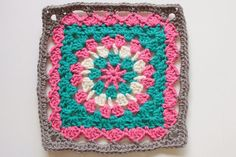The granny square is one on the first afghans most people make. It has almost become an icon for crochet and is by far the most...