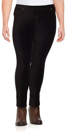 Michael Michael Kors Plus Plus Corduroy Leggings ** To view further for this item, visit the image link.
