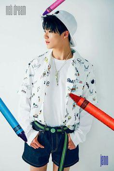 NCT dream Jeno