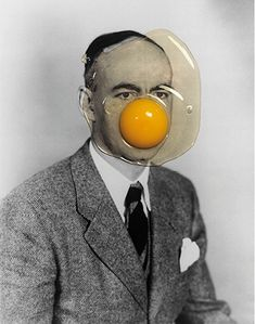 Creative Brest, Photo, Manipulation, Collage, and Egg image ideas & inspiration on Designspiration Collage Poster, Art Du Collage, Food Collage, Surreal Collage, Poster Poster, Wall Collage, Photomontage, Brest, Design Graphique