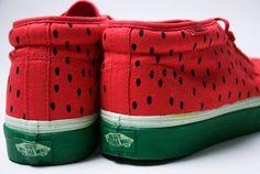 Vans Chukka Watermelon