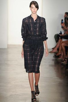 Costello Tagliapietra Spring 2015 Ready-to-Wear - Collection - Gallery - Look 1 - Style.com