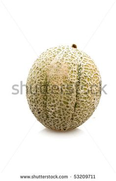 Food & Drinks - Fruits. Cantaloupe melon isolated on white background.#foodphotos #stockphotos #healthyfood #foodingredients #fruits #ItalianFood #Shutterstock #bio #naturalfood #eatingwell