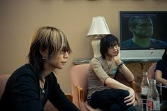 Toshiya and Shinya, Dir en grey, 2009