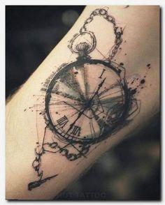 Aquarell Taschenuhr - 100 Awesome Watch Tattoo Designs ♥♥♥ Source by Tattoo,Tattoos, Leo Tattoos, Baby Tattoos, Family Tattoos, Forearm Tattoos, Girl Tattoos, Sleeve Tattoos, Tattoos For Guys, Tattoos For Women, Tribal Tattoos